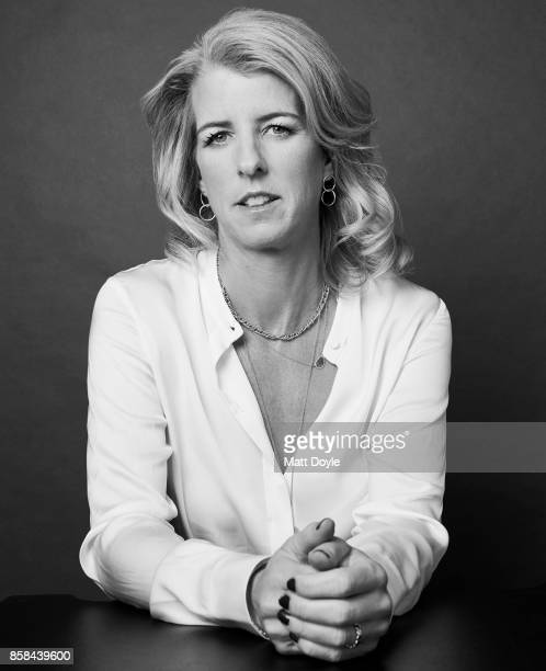 Director Rory Kennedy poses for a portrait at the 55th New York Film Festival on October 3 2017