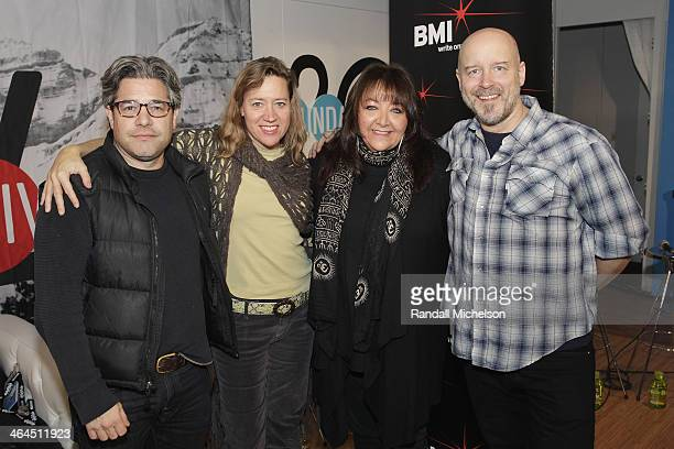 Director Ross Kauffman Director Katy Chevigny BMI's Doreen RingerRoss and composer Todd Griffin attend BMI's 16th Annual Composer/Director Roundtable...