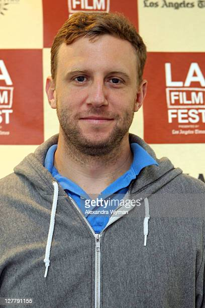 Director Ruben Fleischer attends Coffee Talk: Directors sponsored by the Directors Guild of America, during the 2011 Los Angeles Film Festival at...