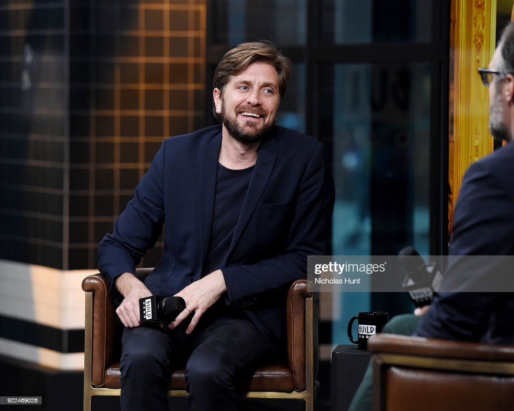 Director Ruben Ostlund attends the Build Series to discuss 'The Square' at Build Studio on February 21, 2018 in New York City.