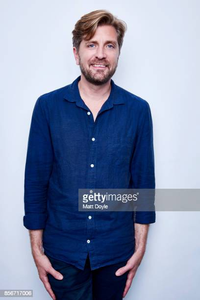 Director Ruben Östlund from the film 'The Square' poses for a portrait at the 55th New York Film Festival on September 28 2017