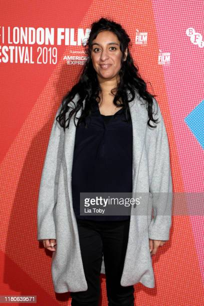 Director Rubika Shah attends The 63rd BFI London Film Festival Awards on October 12 2019 in London England