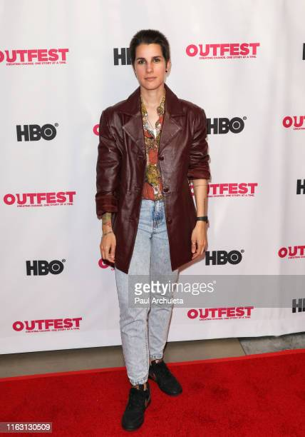 Director Ruth Caudeli attends the screening of Second Star On The Right at the 2019 Outfest Los Angeles LGBTQ Film Festival at TCL Chinese 6 Theatres...