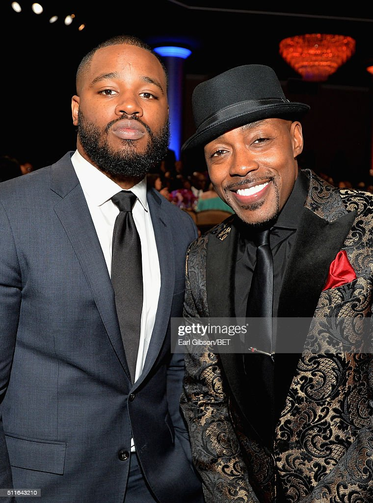 Director Ryan Coogler and producer Will Packer attend the 2016 ABFF Awards: A Celebration Of Hollywood at The Beverly Hilton Hotel on February 21, 2016 in Beverly Hills, California.