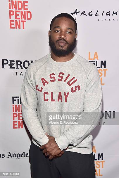 Director Ryan Coogler attends Crafting the Sounds of Creed during the 2016 Los Angeles Film Festival at Arclight Cinemas Culver City on June 4 2016...