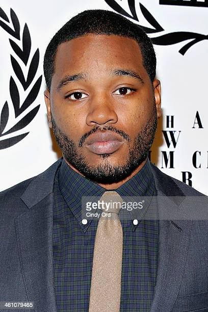 Director Ryan Coogler attends the 2013 New York Film Critics Circle Awards Ceremony at The Edison Ballroom on January 6 2014 in New York City
