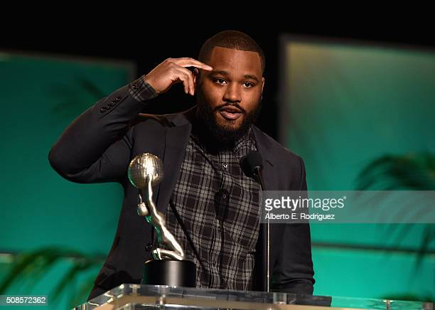 Director Ryan Coogler attends the 47th NAACP Image Awards NonTelevised Awards Ceremony on February 4 2016 in Pasadena California
