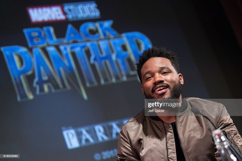 'Black Panther' BFI Preview Screening - Photocall