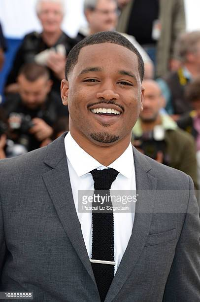Director Ryan Coogler attends the 'Fruitvale Station' Photocall during the 66th Annual Cannes Film Festival at the Palais des Festivals on May 16...