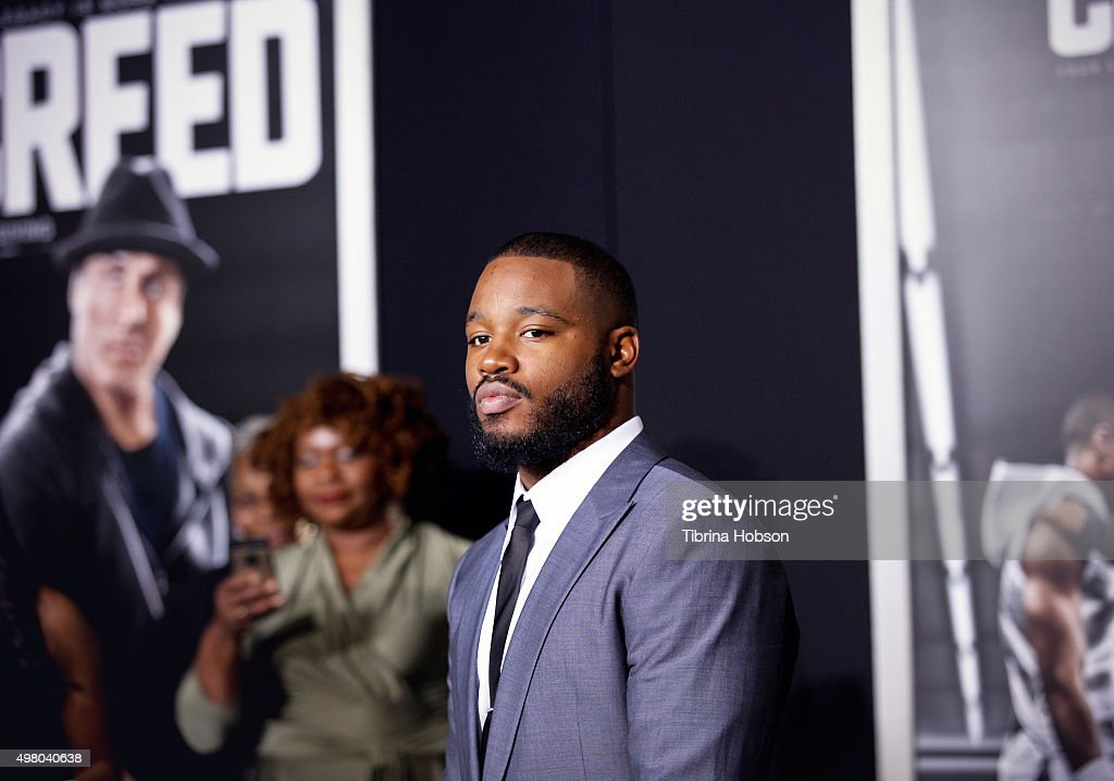 """Premiere Of Warner Bros. Pictures' """"Creed"""" - Arrivals : News Photo"""