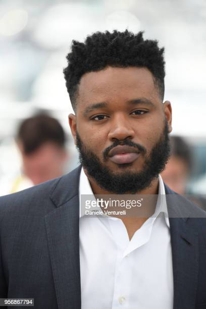 Director Ryan Coogler attends the Rendezvous With Ryan Coogler photocall during the 71st annual Cannes Film Festival at Palais des Festivals on May...