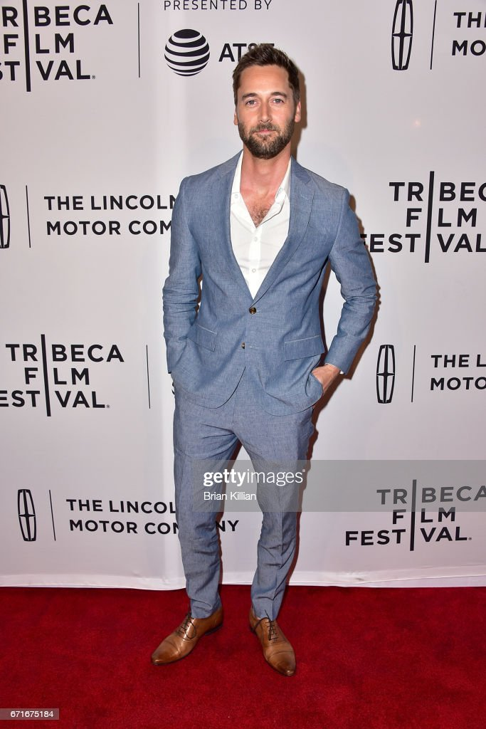Director Ryan Eggold attends the 2017 Tribeca Film Festival 'Literally, Right Before Aaron' screening at SVA Theatre on April 22, 2017 in New York City.