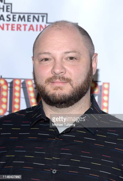 Director Ryan Patrick Bartley attends a Los Angeles VIP industry screening with the filmmakers and cast of DIVOS at TCL Chinese 6 Theatres on May 01...