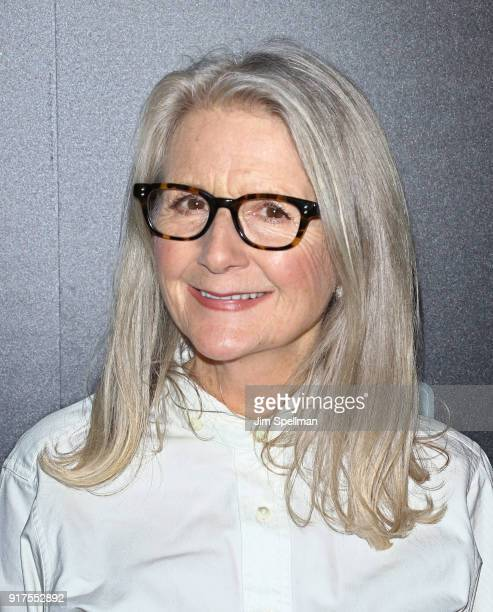 Director Sally Potter attends the screening of The Party hosted by Roadside Attractions and Great Point Media with The Cinema Society at Metrograph...