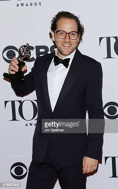 Director Sam Gold attends American Theatre Wing's 69th Annual Tony Awards at Radio City Music Hall on June 7 2015 in New York City