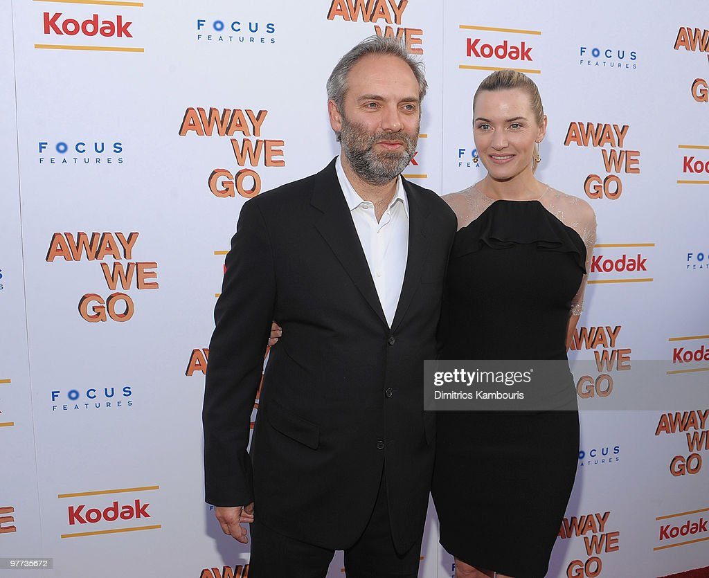 """""""Away We Go"""" Special New York Screening - Inside Arrivals : News Photo"""