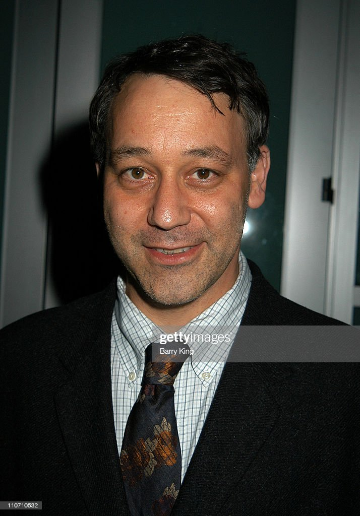 Director Sam Raimi appears & answers questions for audience at 3rd Annual Screamfest Horror Film Festival at the Arclight Cinemas in Hollywood. It was a benefit for the Cystic Fibrosis Foundation charity.