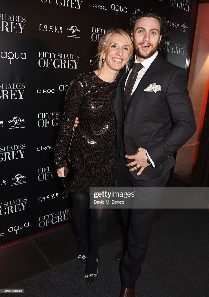 """Fifty Shades Of Grey"" - UK Premiere - After Party : News Photo"