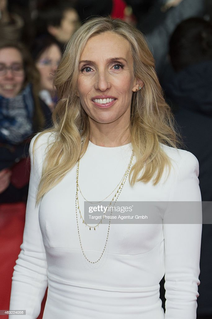 Director Sam Taylor-Johnson attends the 'Fifty Shades of Grey' premiere during the 65th Berlinale International Film Festival at Zoo Palast on February 11, 2015 in Berlin, Germany.