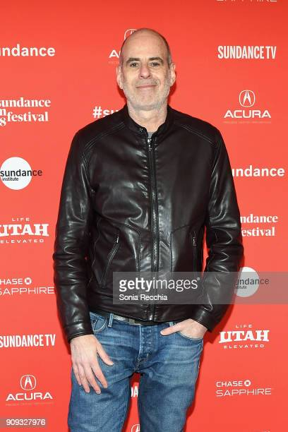 Director Samuel Maoz attends the 'Foxtrot' Premiere during the 2018 Sundance Film Festival at Park City Library on January 23 2018 in Park City Utah