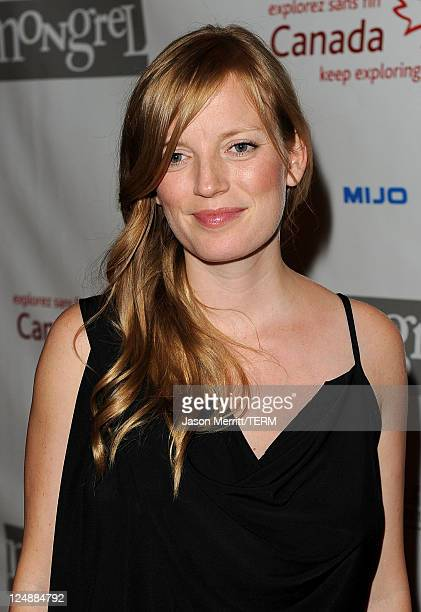 Director Sarah Polley attends 'Take This Waltz' After Party at La Terrasse during the 2011 Toronto International Film Festival on September 10 2011...