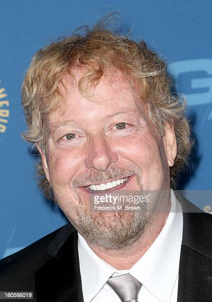 Director Savage Steve Holland attends the 65th Annual Directors Guild Of America Awards at Ray Dolby Ballroom at Hollywood & Highland on February 2,...