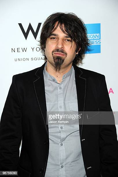 Director Scandar Copti attends the Awards Night Show Party during the 2010 Tribeca Film Festival at the W New York Union Square on April 29 2010 in...