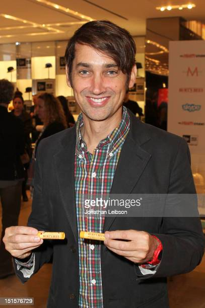 Director Scott McGehee at Variety Studio presented by Moroccanoil on Day 1 at Holt Renfrew, Toronto during the 2012 Toronto International Film...