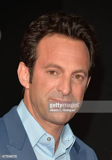 """Director Scott Waugh arrives for the premiere of DreamWorks Pictures' """"Need For Speed"""" at TCL Chinese Theatre on March 6, 2014 in Hollywood,..."""
