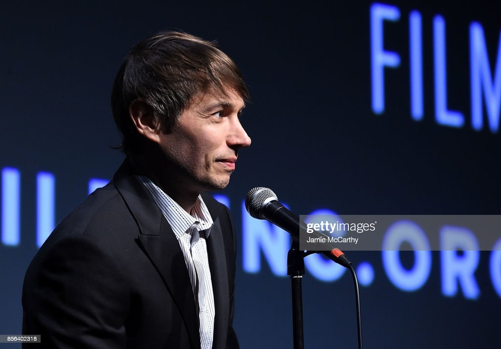 Director Sean Baker attends 55th New York Film Festival - 'The Florida Project' at Alice Tully Hall on October 1, 2017 in New York City.