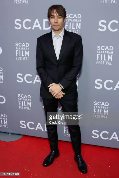 Director Sean Baker attends Red Carpet & Gala Screening of 'Mudbound' at Trustees Theater during the 20th Anniversary SCAD Savannah Film Festival on...