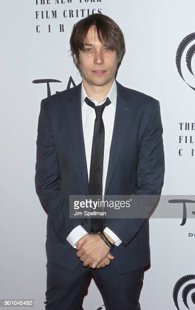 Director Sean Baker attends the 2017 New York Film Critics Awards at TAO Downtown on January 3 2018 in New York City