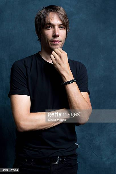 Director Sean Baker is photographed on September 10 2015 in Deauville France