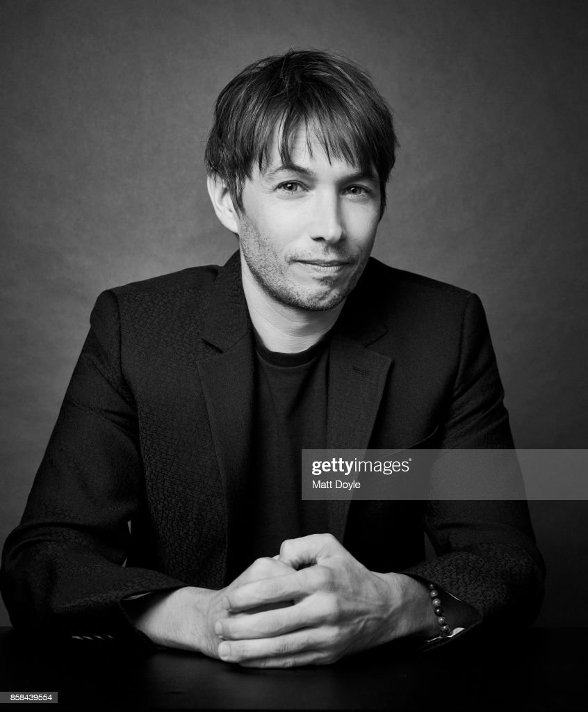 Director Sean Baker poses for a portrait at the 55th New York Film Festival on October 3, 2017.
