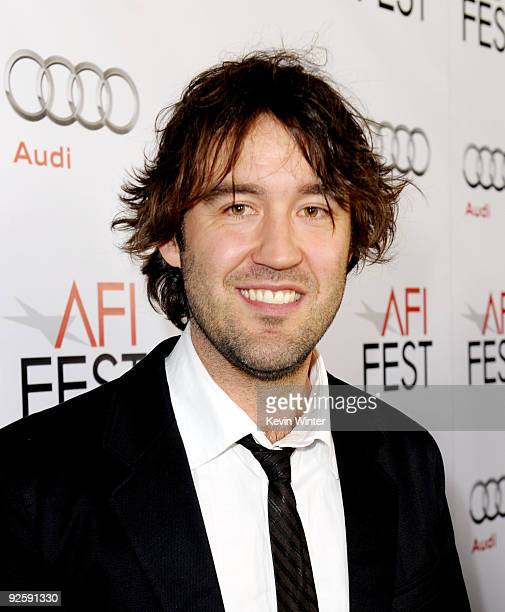 "Director Sean Byrne, ""The Loved Ones"", arrives at the AFI FEST 2009 premiere of ""The Hole"" in 3-D at the Mann Chinese 6 Theaters on October 31, 2009..."