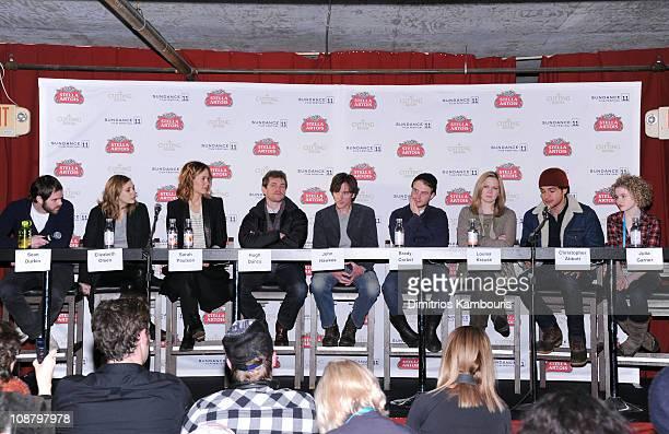 Director Sean Dunkin actress Elizabeth Olsen actress Sarah Paulson actor Hugh Dancy actor John Hawkes actor Brady Corbet actress Louisa Krause actor...