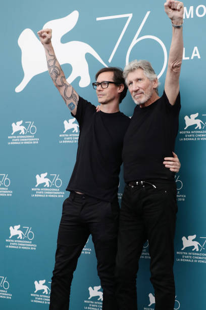 "ITA: ""Roger Waters Us + Them"" Photocall  - The 76th Venice Film Festival"