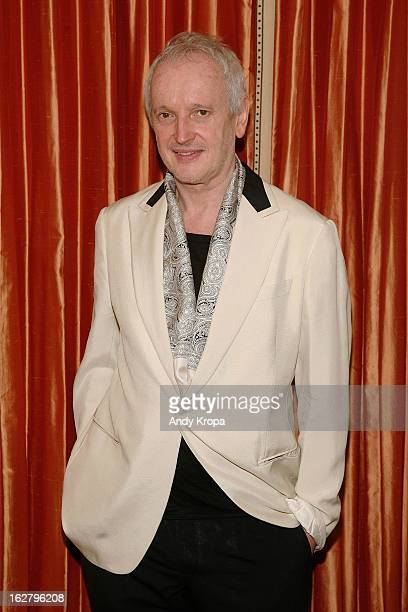 Director Sean Mathias attends the Breakfast At Tiffany's Press Preview at Cafe Carlyle on February 27 2013 in New York City