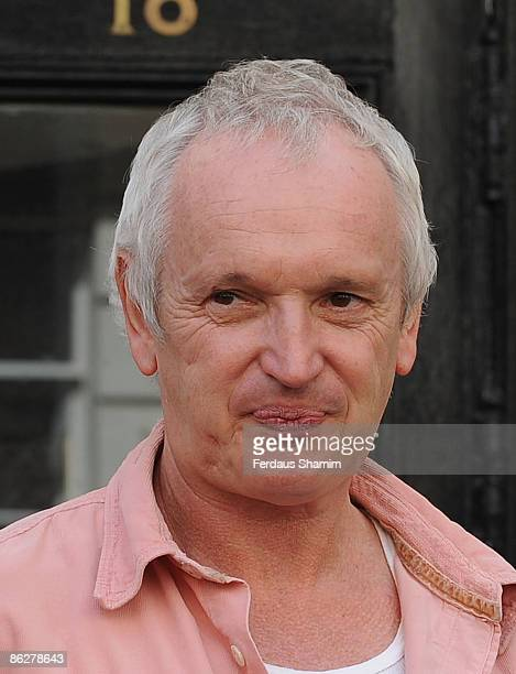 Director Sean Matthias attends a photocall for the Westend play Waiting For Godot at The Theatre Royal on April 28 2009 in London England