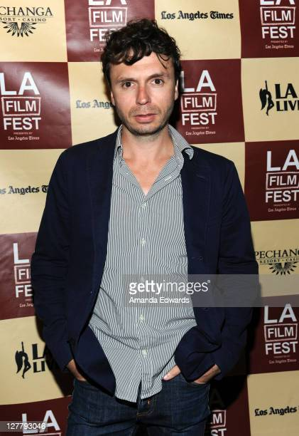 """Director Sebastien Pilote attends the """"The Salesman"""" Q & A during the 2011 Los Angeles Film Festival at Regal Cinemas L.A. LIVE on June 19, 2011 in..."""