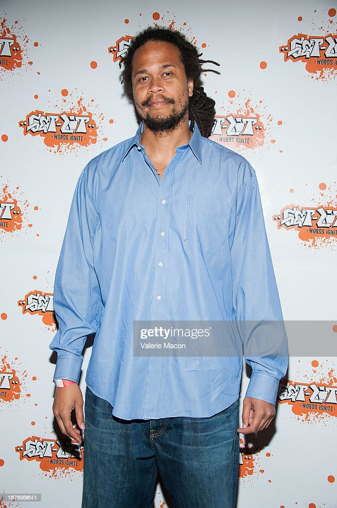 Director Seith Mann attends Get Lit Presents The 2nd Annual Classic Slam at Orpheum Theatre on April 27, 2013 in Los Angeles, California.