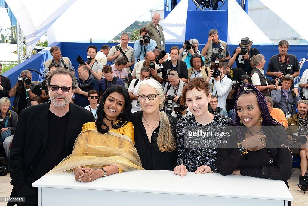 'Jury Cinefondation' Photocall - The 66th Annual Cannes Film Festival