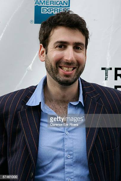 Director Seth Grossman attends the premiere of 'The Elephant King' during the 5th Annual Tribeca Film Festival April 26 2006 in New York City