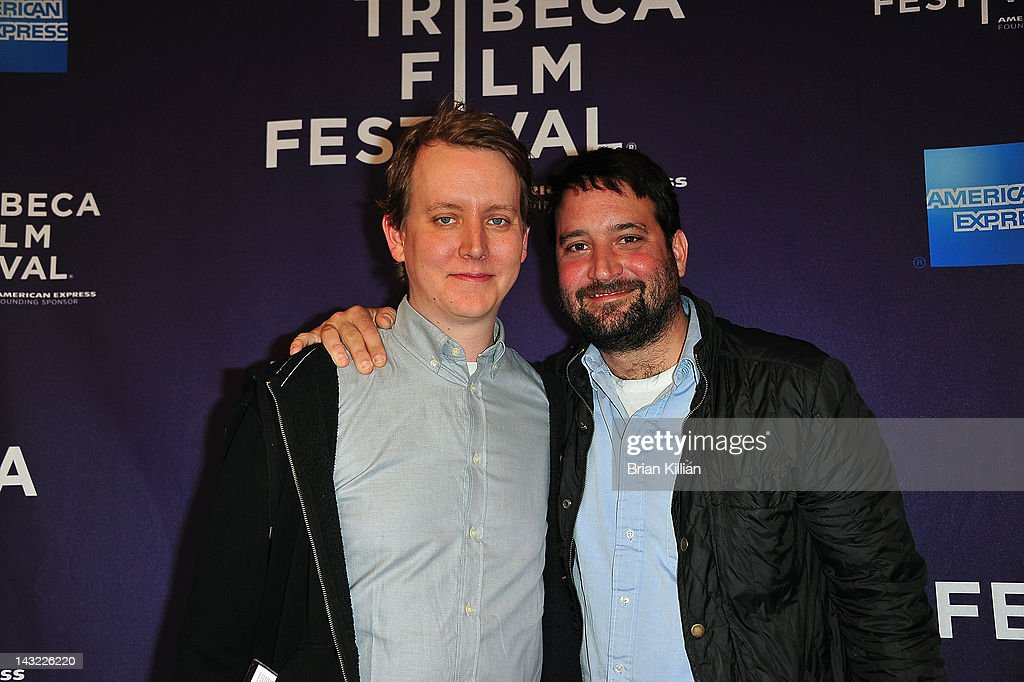 Director Seth Keal and producer Charles Miller of the short CatCam attend Shorts Program: Help Wanted during the 2012 Tribeca Film Festival at the AMC Loews Village 7 on April 21, 2012 in New York City.