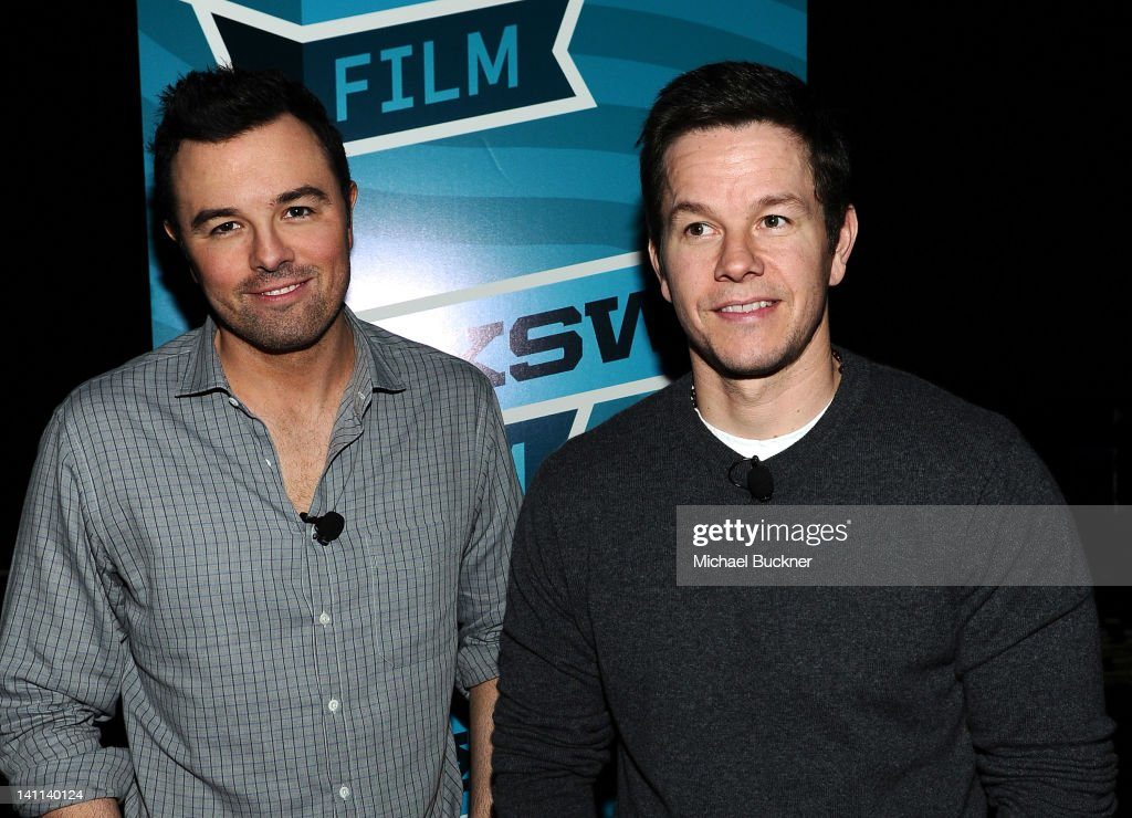 """A Conversation with Seth MacFarlane"" Panel - 2012 SXSW Music, Film + Interactive Festival"