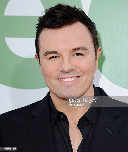Director Seth MacFarlane arrives at the Los Angeles Premiere 'Ted' at Grauman's Chinese Theatre on June 21 2012 in Hollywood California