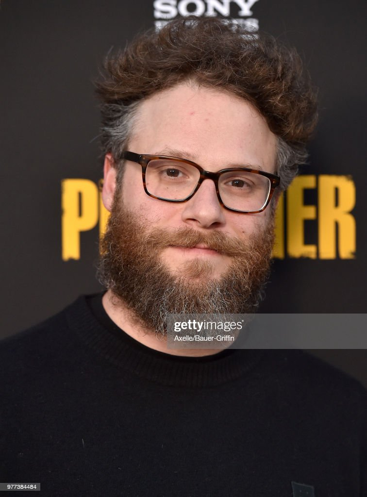 Director Seth Rogen arrives at AMC's 'Preacher' Season 3 Premiere Party at The Hearth and Hound on June 14, 2018 in Los Angeles, California.