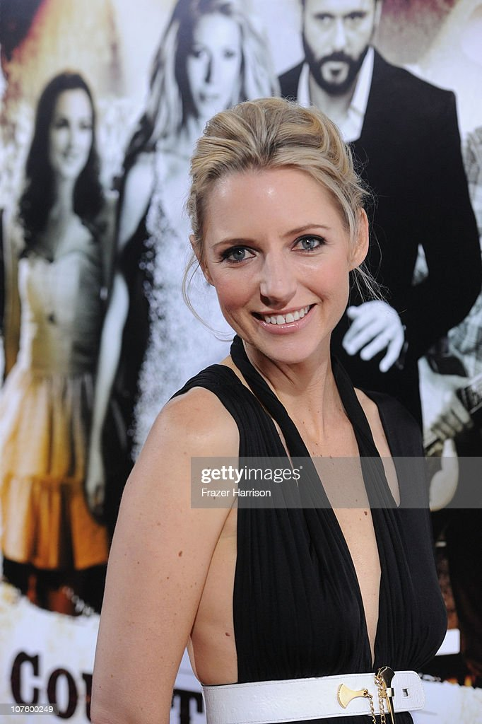 Director Shana Feste arrives at the screening of Screen Gems' 'Country Strong' at The Academy of Motion Picture Arts & Sciences on December 14, 2010 in Beverly Hills, California.