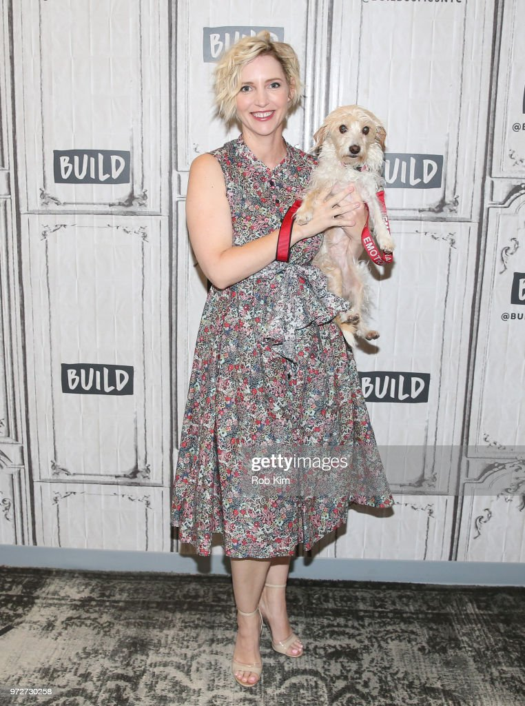 Director Shana Feste attends the Build Series at Build Studio on June 12, 2018 in New York City.
