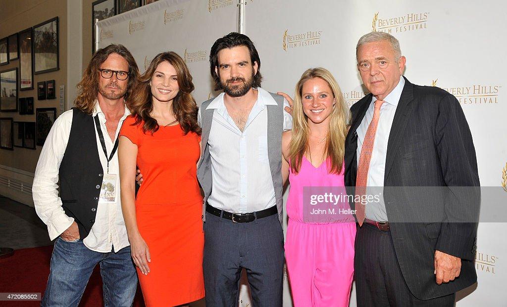 Beverly Hills Film Festival 2015 Opening Night Gala : News Photo